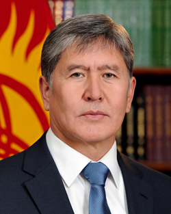 President of the Kyrgyz Republic